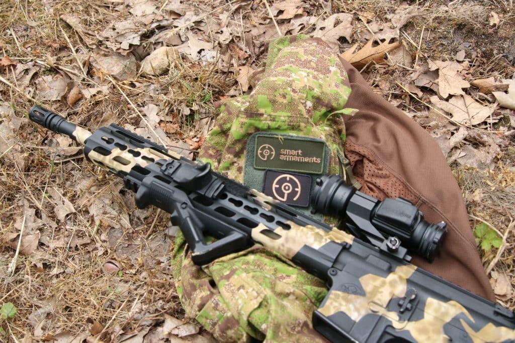 Milsim-Accesories-Rifle